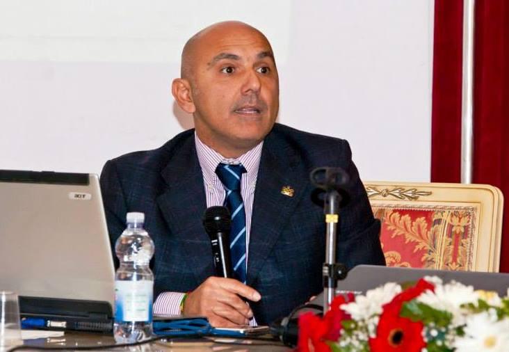 Salvatore Manganaro Neo Consigliere Del CR Lazio FIH