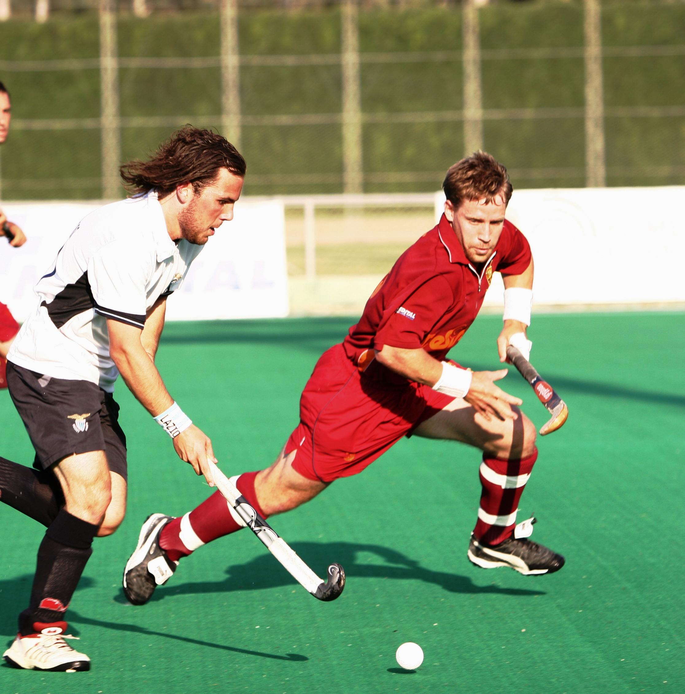 Philipp Crone Con La Maglia Della Roma Nel Campionato 2004-05