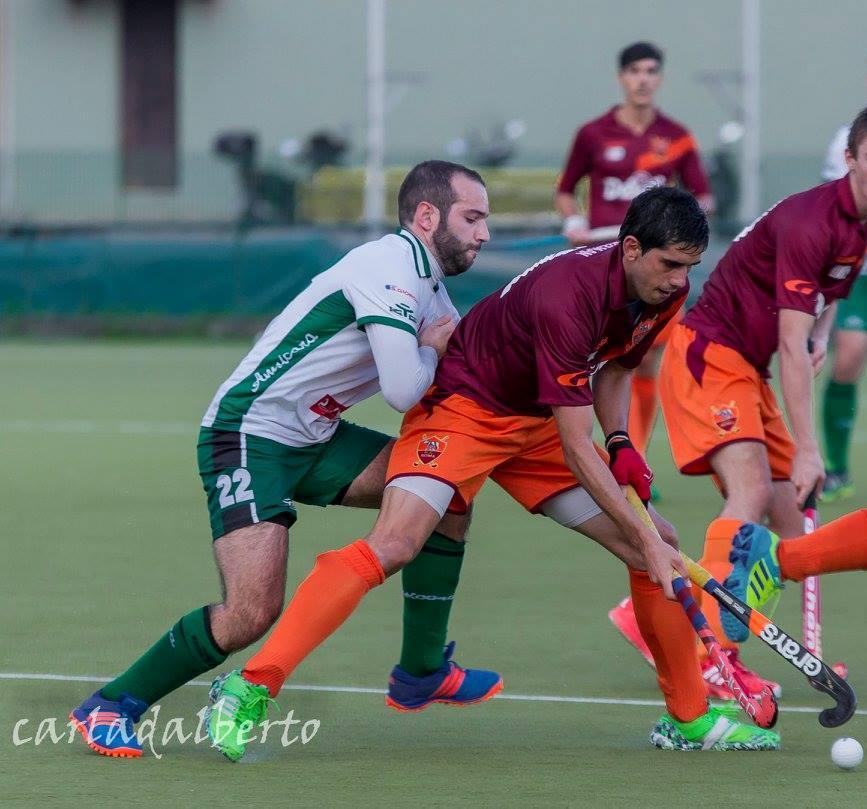 Cata Guzman Autore Del Primo Goal In Una Foto Di Repertorio ( Foto Carla D'Alberto )