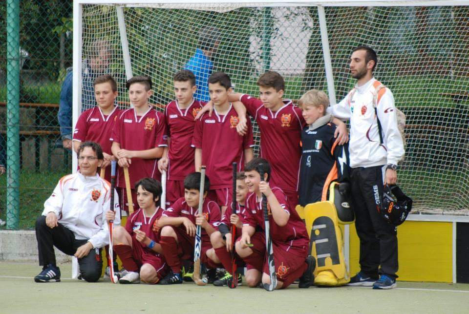 La De Sisti Roma Under 14 Al Torneo Di Riva Del Garda