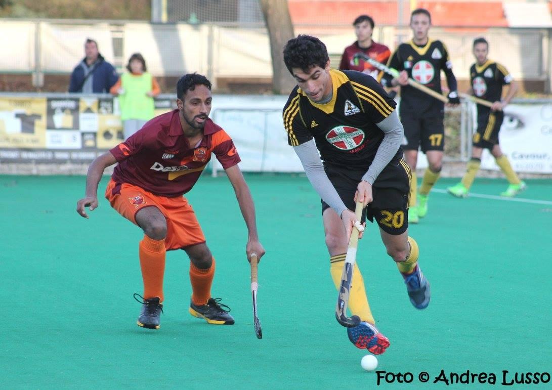 Balihar Singh In Una Foto Di Repertorio ( Foto Andrea Lusso)