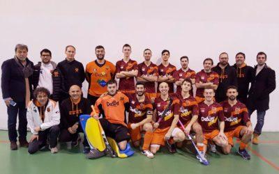 Hockey Indoor / La Roma De Sisti Gioca Domenica Per L'accesso Alla Final Six