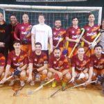 Hockey Indoor maschile / La Roma De Sisti si qualifica per la Final Six di Bologna