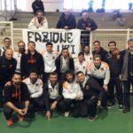 Hockey Indoor M / La Roma De Sisti rimane in A1 indoor per il 2018/19