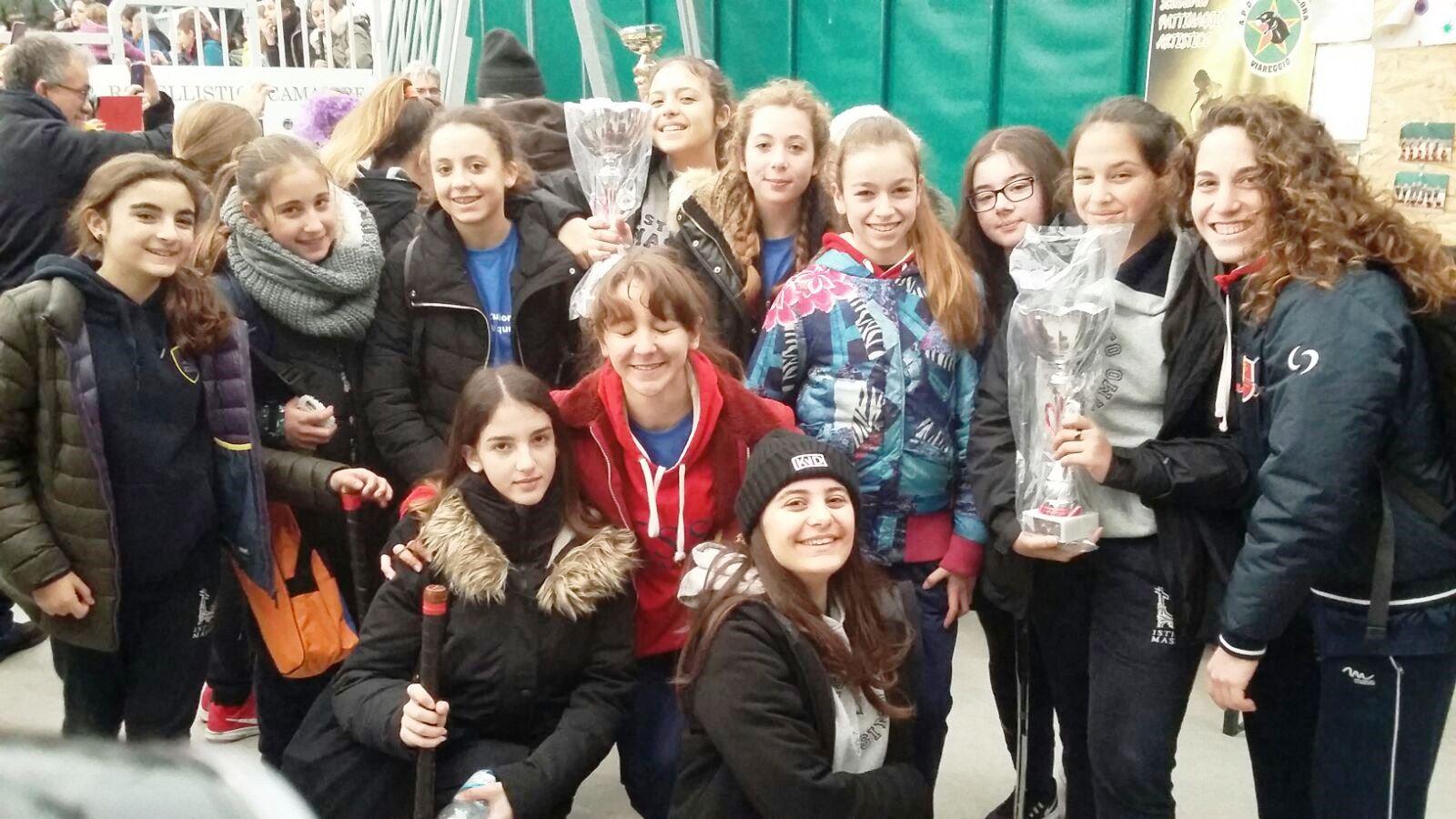Il Gruppo Femminile Dell'Istituto Massimo