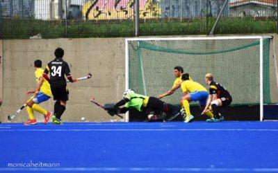 L'HC Roma Perde Per 1-0 Nel Derby. Dopo Pasqua Si Va A Casa Della Capolista Bra
