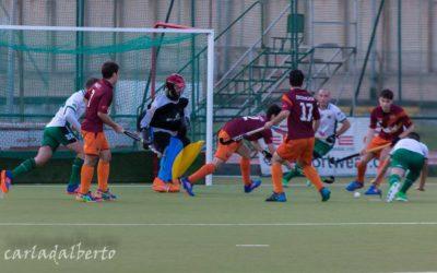 Sabato 28 Aprile Ancora Una Partita Decisiva Per L'HC Roma De Sisti All'Euroma Hockey Stadium