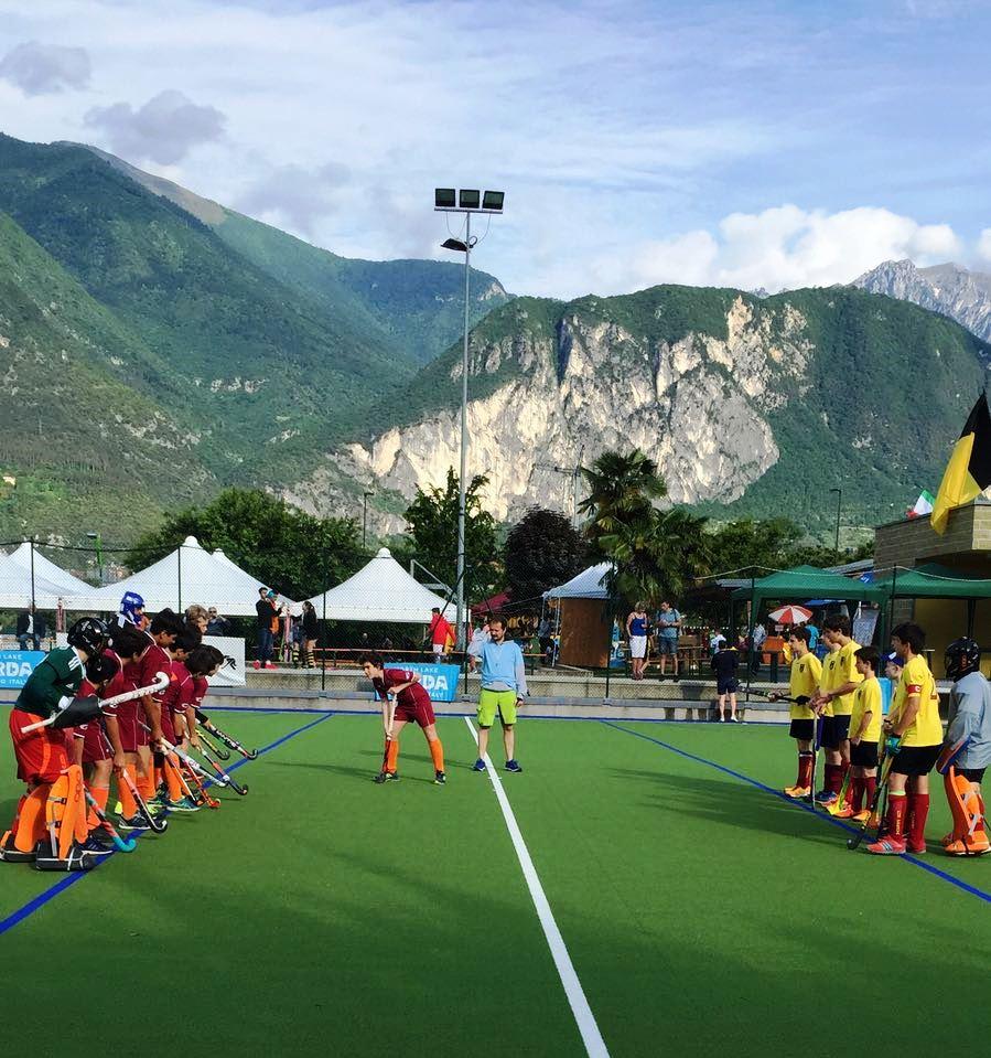 La Roma Under 14 A Riva Del Garda
