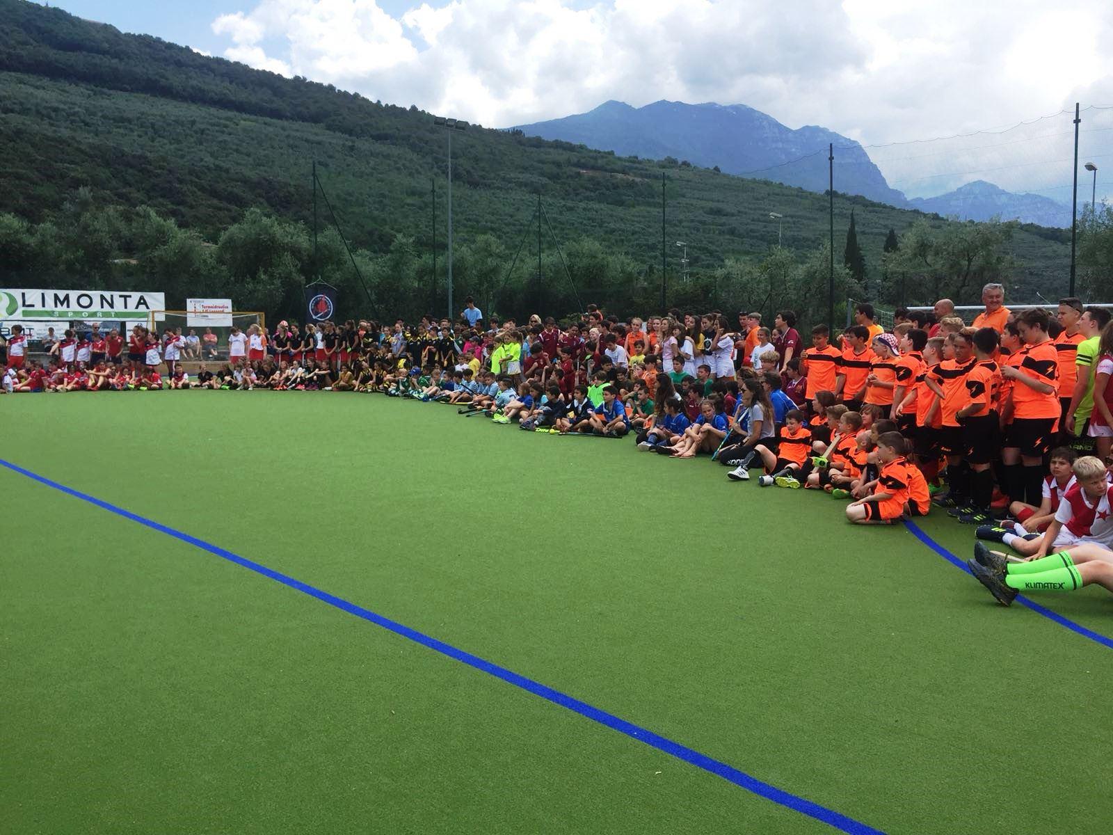 La Premiazione A Riva Del Garda