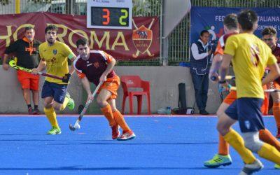 L'HC Roma Vince Bene In Rimonta Con Il Cus Padova Chiudendo Il Match Sul 4-3