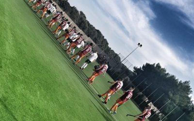 Una Bella Roma Vince A Uras Per 2 A 1 E Sale A 4 Punti Dalla Vetta Della Classifica