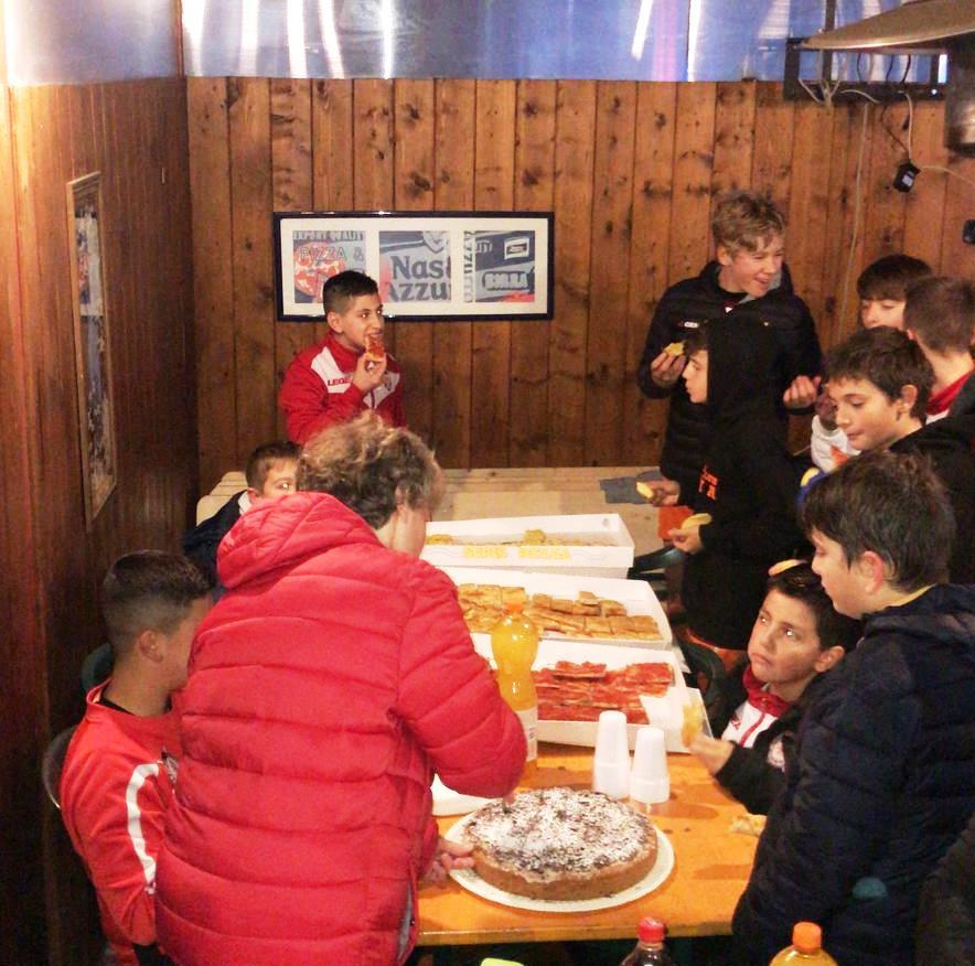 Gli Under 14 Sconfitti A San Vito Non Perdono L'appetito …