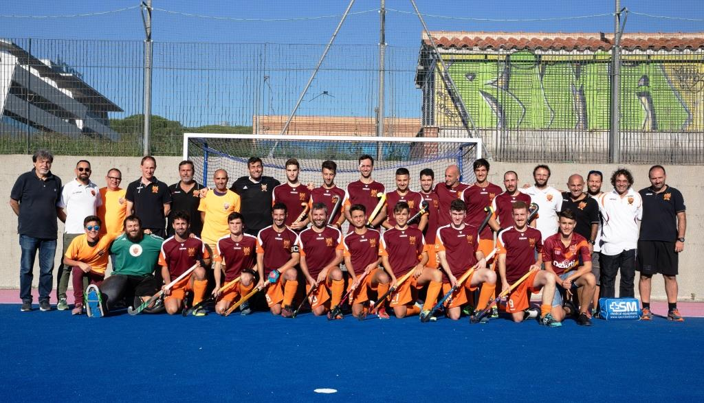 L'Hockey Club Roma 2018 19 Rid