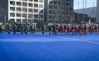 Sconfitta Di Misura Per L'HC Roma Contro L'Amsicora Nell'ultimo Match Del Girone Di Andata