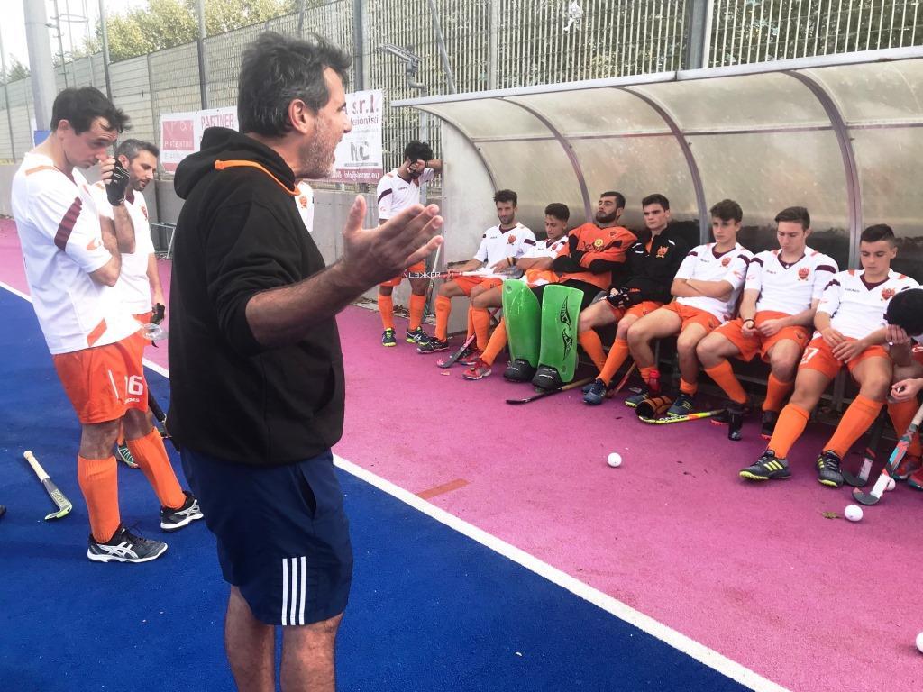 Si Torna In Campo Dopo La Pausa; Sabato A Bologna L'HC Roma Si Gioca Un Pezzo Di Campionato