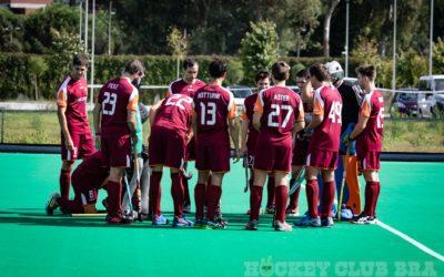 L'Hockey Club Roma Butta Al Vento Il Successo Con Il Suelli. Sabato Prossimo In Casa Dell'Amsicora