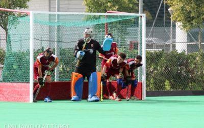 Per L'Hockey Club Roma 3 Punti In Due Partite; Sabato Si Gioca A Castello D'Agogna Contro La Bonomi