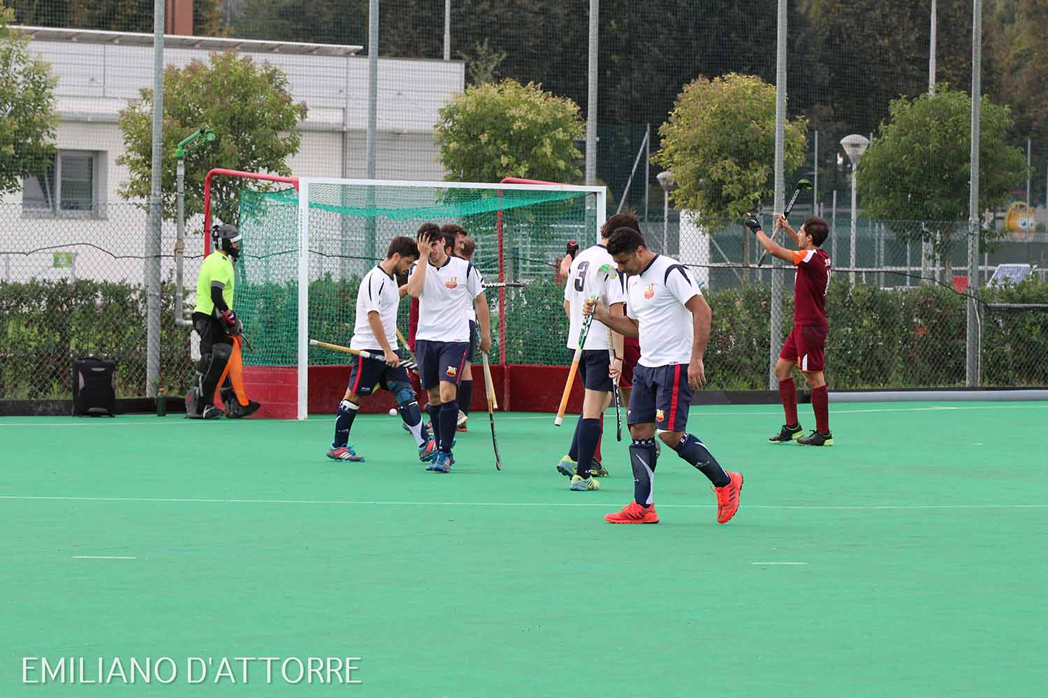 Low Hockey Club Roma Vs Hockey Team Bologna 6 1(1zd) (Serie A1) 3.11.2019