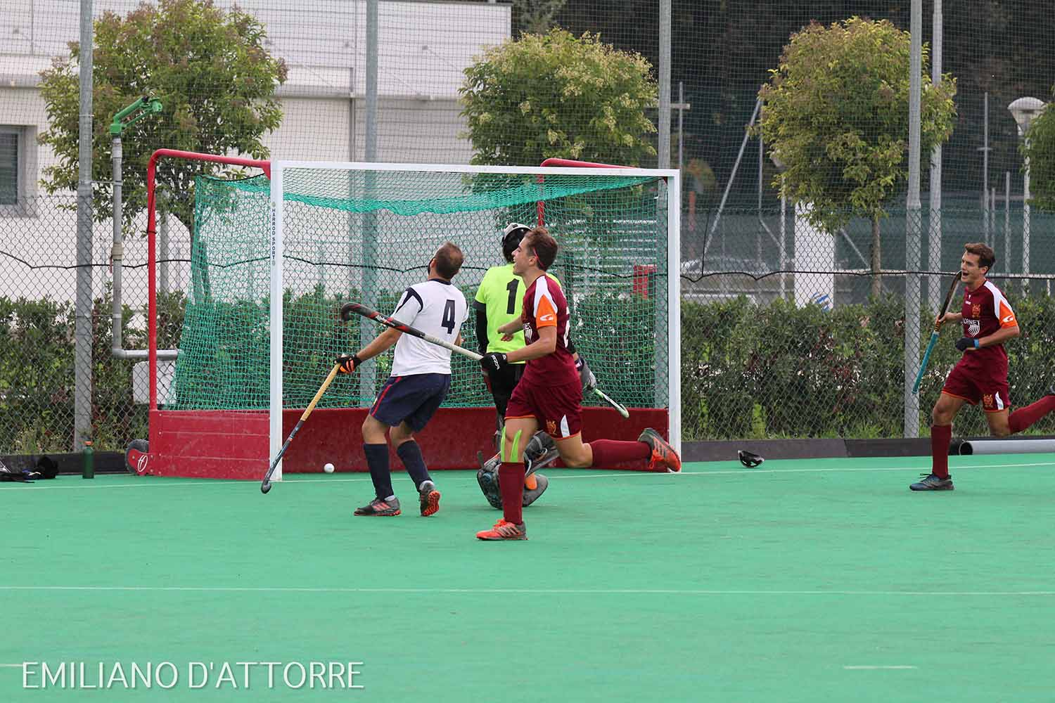 Low-Hockey Club Roma Vs Hockey Team Bologna 6-1(1zs) (Serie A1) 3.11.2019