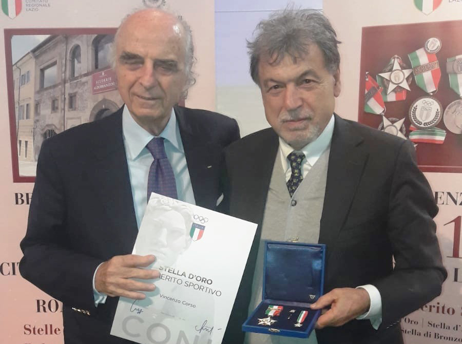 Enzo Corso Con Mario Pescante 2