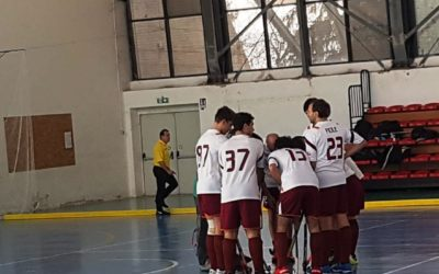 Partenza In Discesa Per L'Hockey Club Roma Nella Prima In B Di Indoor