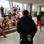 L'Hockey Club Roma battuta l'Uras attende in casa la Ferrini. Si giocherà al Tre Fontane sabato alle 16