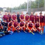 Con l'Over 40, domenica 20 contro l'Avezzano al Tre Fontane, finisce la stagione dell'Hockey Club Roma